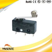leveraged ESOP micro switch with roller