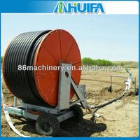 Travelling Farming Water Reel Irrigation Equipment