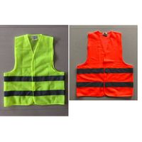 high vis jacket reflective safety vest hs code construction apparel safety clothing high visibility thumbnail image