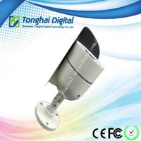 Color  1/3 CMOS 1080TVL dome wifi ip camera