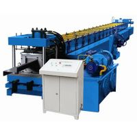 Africa populared Z Purlin Roll Forming Machine