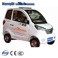 Electric passenger car FUDI-B
