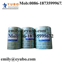 Mipox Microfinishing film for gravure cylinder chrome polishing