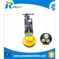 concrete floor grinder with cup wheel