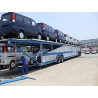 sinotruk car trailer