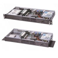 1U Industrial Rackmount System: NDS-102M-SYS