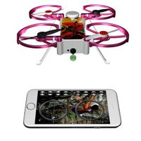 mini UFO rc small drone with camera good price small quadcopter