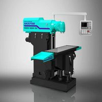 XK5756 ram type universal cnc milling machine thumbnail image