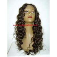 indian hair full lace wigs