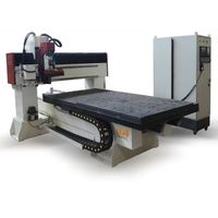 Static Column CNC woodworking machine router