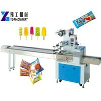Pillow Packaging Machine for Sale |YG Biscuit | Candy | Medicine | Chocolate Packing Machine Manufac thumbnail image