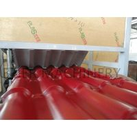 PVC+ASA/PMMA Colonial Roofing Tile Extrusion Line