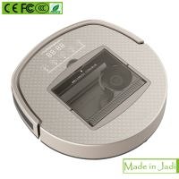 Strong Suction Robotic Vacuum Cleaner with Cyclone filter system thumbnail image