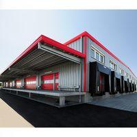Prefab storage shed workshop structure steel frame buildings thumbnail image