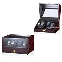 High Quality Custom Made Wooden Watch Winder thumbnail image