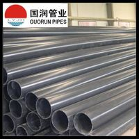 UHMW PE mining pipe applied to mining industry