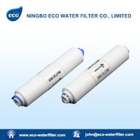 plastic RO flow restrictor