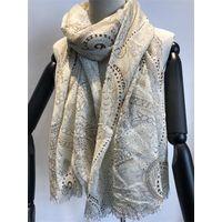 100%wool scarf thumbnail image