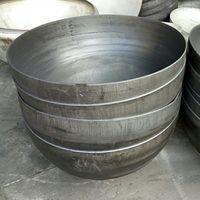 Carbon Steel Diameter 200mm to 2000mm Hollow Metal Half Sphere thumbnail image