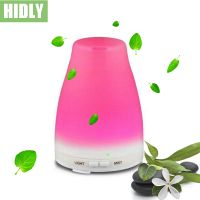 HIDLY 100ml Mist Adjustable Essential Oil Humidifier Ultrasonic aromatherapy Aroma Diffuser Electron