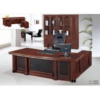 Office furniture (classical elegant executive office desk)
