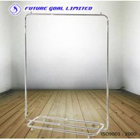 Chrome Plating Garment Rack / Light Weight Rack