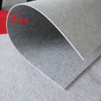 3mm 100% needle punched hard polyester felt for auto industry thumbnail image