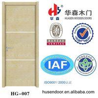 main wooden single door design interior