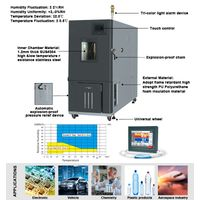 Temperature-Humidity Environmental Climate Cabinet Chamber Room
