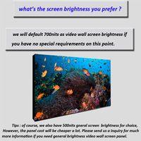 "Cheap LG Panel 1.8mm Bezel 700nits 55\"" Controller 3X3 Optional Lcd Splicing Screen Video Wall thumbnail image"