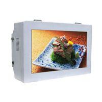 Wall Mount Server Cabinet Outdoor Advertising LED Display digital signage advertising thumbnail image