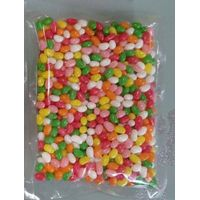 Jelly bean in bulk packing/fruity jelly candy