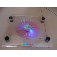 OEM,YL -828 notebook led usb ccoling pad with one big fan