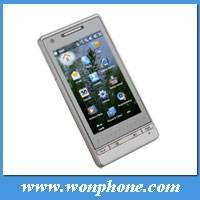 A1 Google Android 2.1 and Windows 6.5 system Mobile phone with WIFI GPS thumbnail image