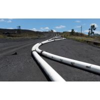 Wear resistant UNMWPE pipe