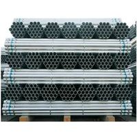 Hot dip galvanized steel pipe @ oil pipe