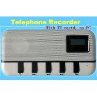 Standalone Telephone recorder, phone recorder machine