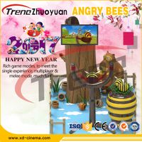VR Angry Bee