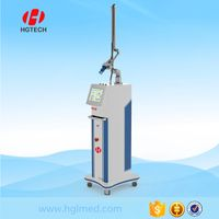 Refresh the skin Fractional co2 laser machine with RF metal tube thumbnail image
