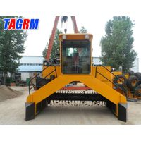 TAGRM hydraulic crawler working system sewage sludge compost turner M3600 thumbnail image