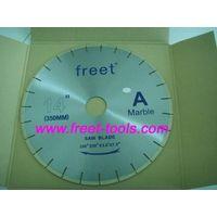 Marble cut disc