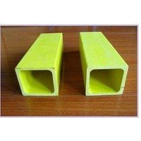 FRP/GRP PULTRUDED PROFILES WITH SQUARE TUBE