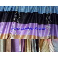 100% polyester fire retardant fabric for jacquard drapery curtain thumbnail image