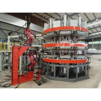 Chinese Supplier Pulp Disposable Paper Dish Making Machine thumbnail image