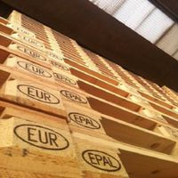 New/Used Epal Wood Pallets