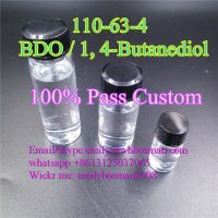 CAS 110-63-4 BDO / 1, 4-Butanediol 100% safe delivery