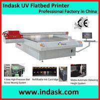 Indask High definition multifunction UV flatbed printer F2030 thumbnail image