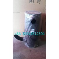 sumitomo SH200A1 muffler with tube clamp 8-97362829-0