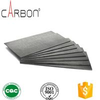 High resistant carbon fiber durostone sheet