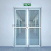 50# glass swing door(door leaf thickness 50mm) thumbnail image